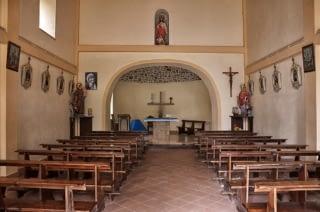 The Roman Catholic Church in Theth, Albania: