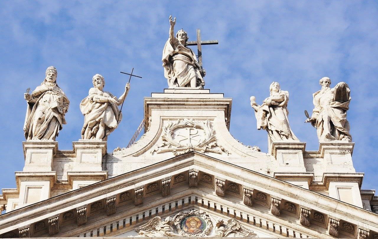 Lateran Basilica in Rome