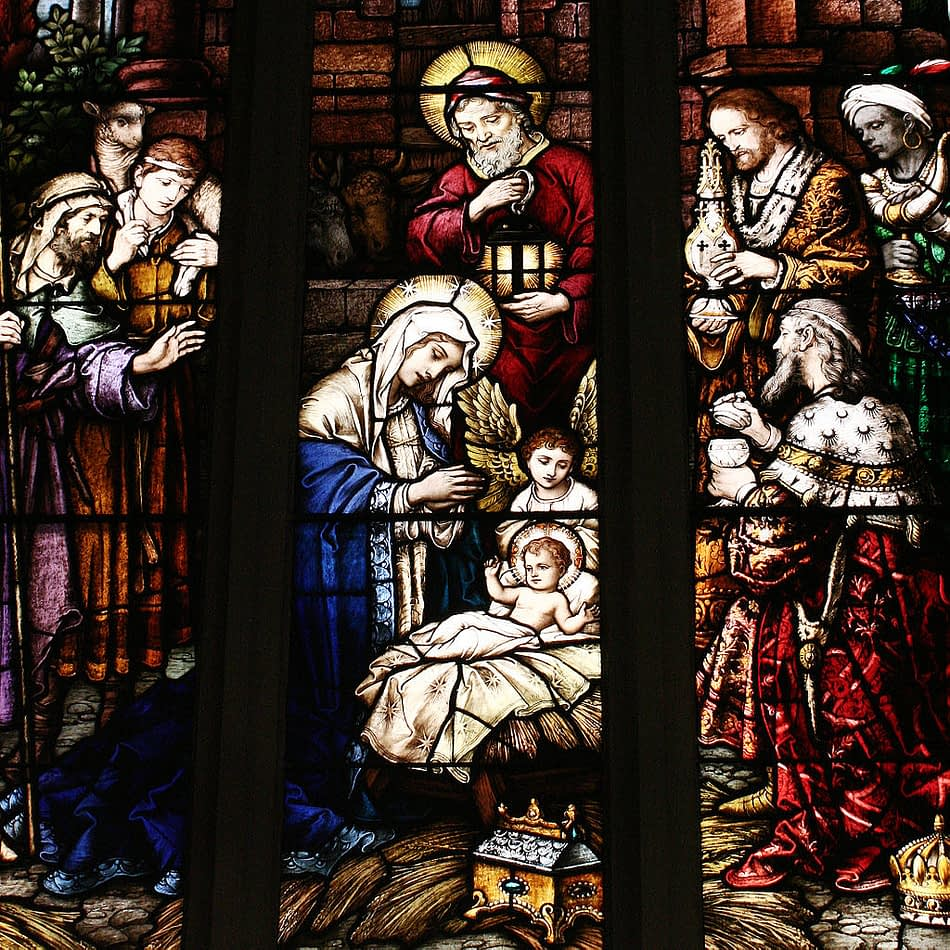 Adoration of the Magi St.Michael Cathedral Toronto