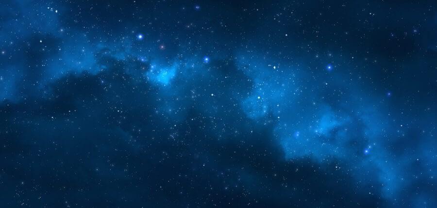 1366nebula and galaxy