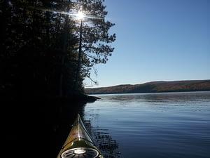 Bark Lake on the Madawaska River July, 2016