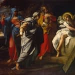 by Annibale Carracci Image Wikimedia Commons