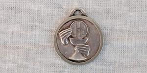 Eucharist medal