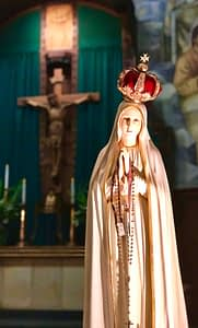 Our Lady Of Fatima, Reno Cathedral