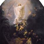 Rembrandt Van Rijin Ascension