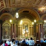Holy Sacrifice of the Mass Old Saint Mary's Church ,Cincinnati ,Ohio.