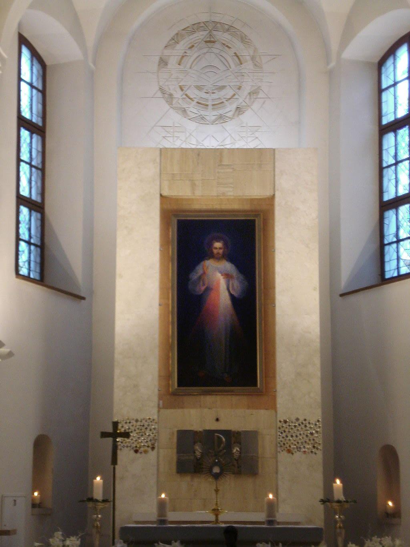 Divine Mercy Sanctuary in Vilnius