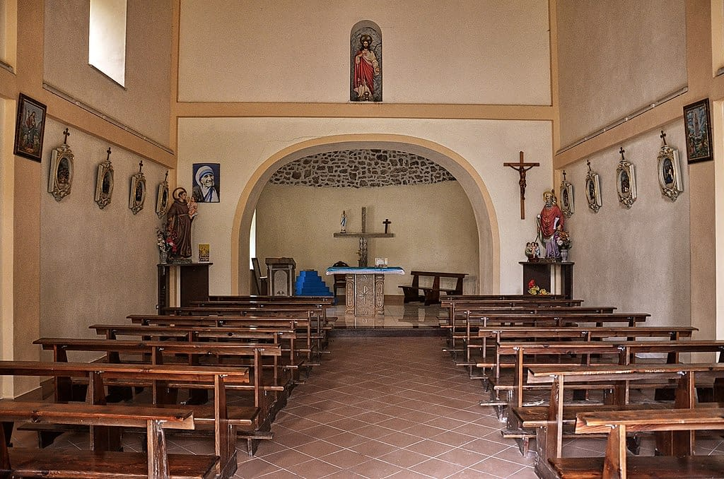 The Roman Catholic Church in Theth, Albania