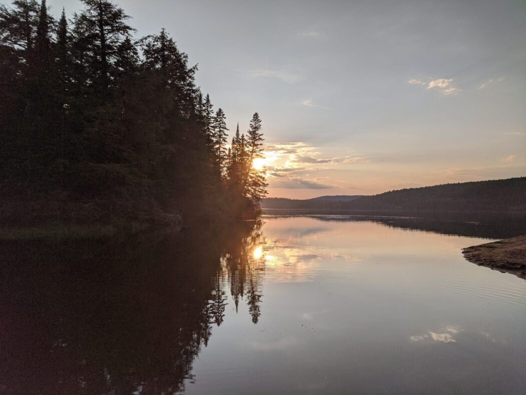 Lake Of 2 Rivers (1) 2020 July 1