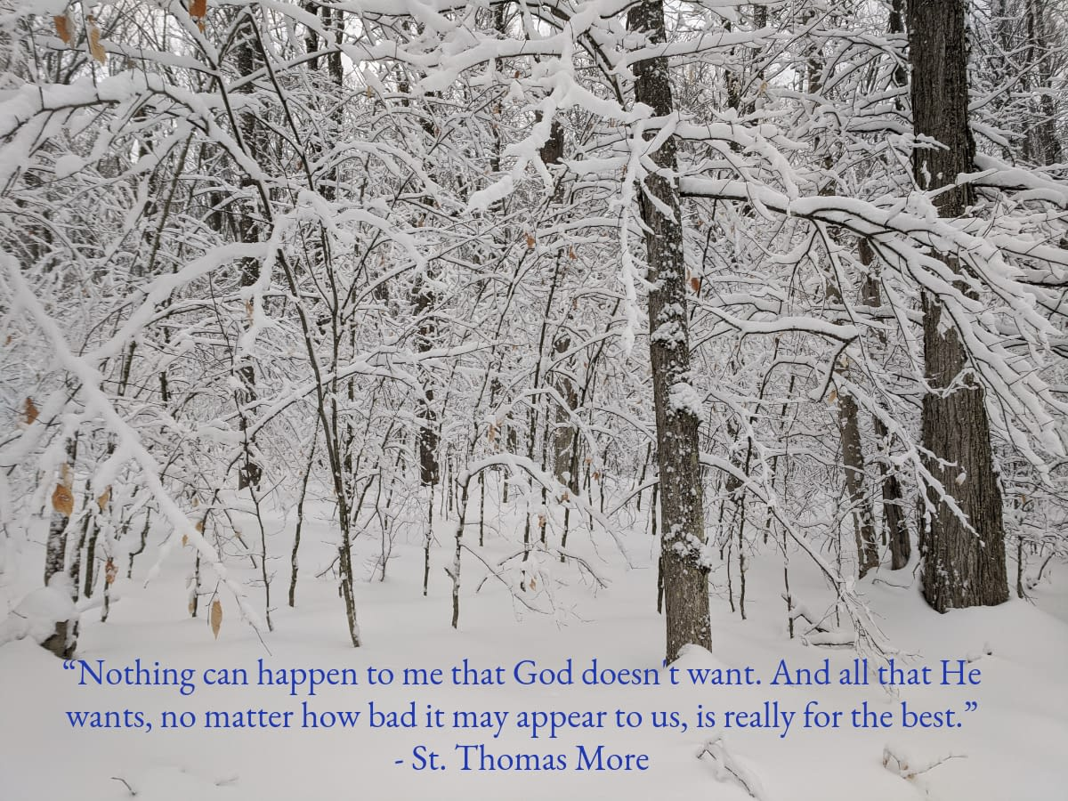 Thomas More On God's Will