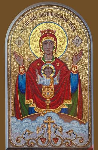 Mother of God Orthodox church in Kirowograd Ukraine