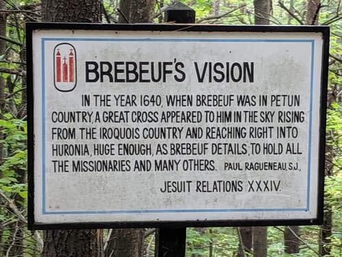 Brebeuf's Vison